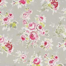 "2.6m/102"" rose garden pebble pvc wipe clean oilcloth protector TABLECLOTH CO"