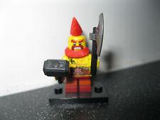 Lego Series 17 Battle Dwarf Minifigure Brand New
