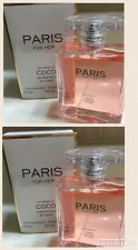 """2 Bottle Paris Mademoiselle 3.4 oz EAU DE Parfum Impression OF CoCo CHANEL SALE"""""""