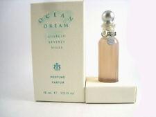 Ocean Dream Women Giorgio Beverly Hills Pure Parfum Splash 0.5 oz - New in Box