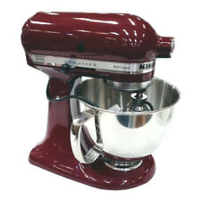 5 Qt. Tilt-Head Mixer - Crimson