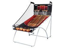ESPN EZ Fold Premium Indoor Basketball Game for 2 Players LED Scoring & Arcade