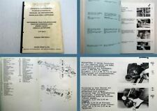 Fendt Favorit 611 612 614 615 Typ 004-F Getriebene Lenkachse Werkstatthandbuch