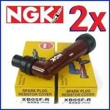 2x NGK Conector de Bujía 8592 xb05f-r YAMAHA (XV) 500 SE Special