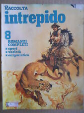Raccolta INTREPIDO  n°307 1977 Pietro Mennea Lone Wolf I Grimm [G369]