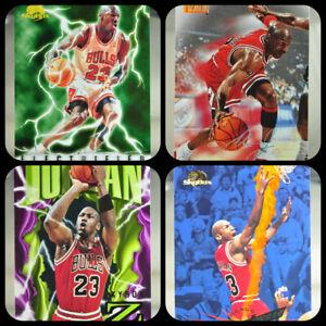 Michael Jordan Premiums - Pick Your Card