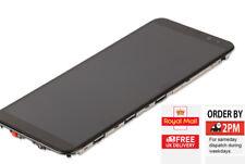 "Negro Pantalla LCD Pantalla Táctil Digitalizador con Marco para Huawei Mate 10 Lite 5.9"""