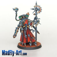 Tech-Priest Dominus MASTERS6 painted MadFly-Art