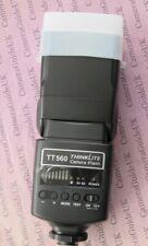TT 560 Flash Speedlite Light for Canon EOS 760D 750D 700D 1300D 200D 1100D 80D