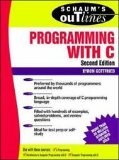 Schaum's Outline of Programming with C Gottfried, Byron S