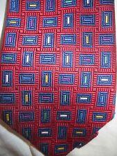 Bullock & Jones Silk Tie (Handmade in England)
