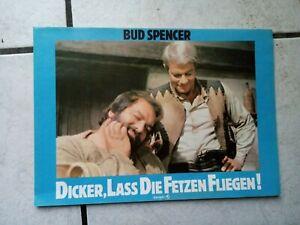 "Bud Spencer ""Dicker lass die Fetzen fliegen - Aushangbild (original) Bild 10"