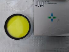 Assorted Hoya filters 49mm, 43.5mm