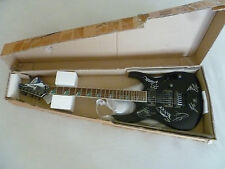 NEW IN BOX SIGNED AUTOGRAPHED IBANEZ ELECTRIC GUITAR RGT42DX-BP RG SERIES NIB >>