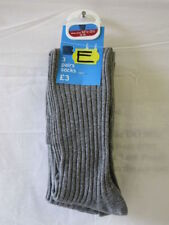 Chaussettes gris pour garçon de 2 à 16 ans