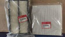Genuine OEM MDX Engine & Cabin Air Filters 17220-5J6-A00 & 80292-SDA-407