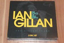 Ian Gillan - Voice of Deep Purple (2017) (3xCD) (SFMBOX006) (Neu+OVP)