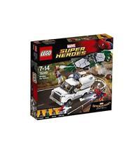 LEGO minifiguras caja Spider-Man