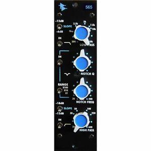 API 565 EQ Filter Bank (500 Series Module)