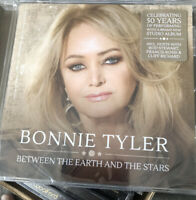 BONNIE TYLER  - Between The Earth And The Stars (CD 2019) NEW SEALED
