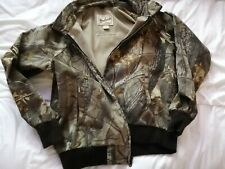 Woolrich Realtree Camo Jacket Size M