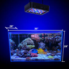 Dimmable LED Aquarium Lighting Dimmer For Coral Reef SPS LPS Grow Marineland