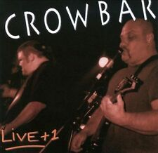 Crowbar Live + 1 Classic Hard Rock Heavy Metal Stoner DOOM CD Acid DOWN