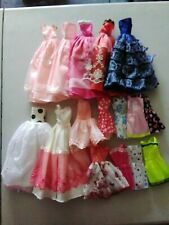 Barbie Hand Made Doll Dresses