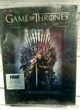 Game of Thrones: The Complete First Season (5-Disc Set) BRAND NEW