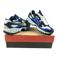Vintage Nike Air Terra Endeavor Mens 8.5 Running Shoes Gray Blue New Old Stock