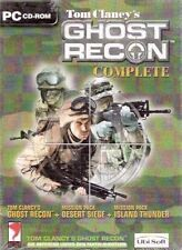 (PC) - TOM CLANCY´S GHOST RECON COMPLETE - NEUWARE!