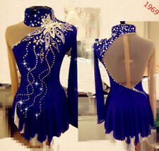 2017 New Ice Figure Skating Dress  Figure skaitng Dress  For Competition xx518