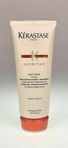Kerastase Nutritive Lait Vital 6.8oz - normal/slightly dry hair - NEW!