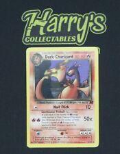 ⭐ Dark Charizard - 21/82 - Rare Non-Holo - Pokemon Card - Team Rocket - EX ⭐