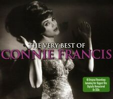 Connie Francis - Very Best of [New CD] UK - Import