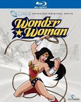 Dc Wonder Woman - Animato Originale Film Blu-Ray Nuovo (1000106939)