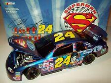 Jeff Gordon 1999 Superman Dupont #24 Chromalusion Chevy 1/24 NASCAR Diecast BWB