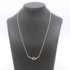 Diamant Collier Gold Kette 585 Gelbgold 14 Kt Wert 599,-