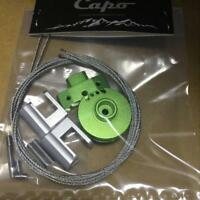 CAPO Model Metal Parts BIG Steering Upgraded Kit RC 1/10 ACE1 Rock Crawler Car