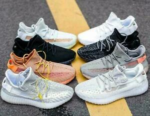 Chameleon 9 Colors Mens Reflective Light Running Trainers Shoes Sneakers fz