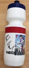NED OVEREND -SIGNED- SPECIALIZED WATERBOTTLE Big Mouth MADE IN USA 1996 FREE FRT