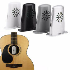 Good Acoustic Guitar Bass Sound Holes Humidifier Black Moisture Reservoir