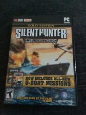 Silent Hunter: Wolves of the Pacific -- Gold Edition (PC, 2008)