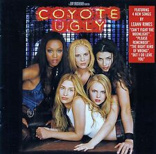 COYOTE UGLY - SOUNDTRACK / CD (CURB RECORDS 2000) - TOP-ZUSTAND