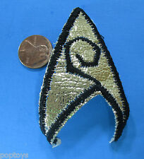 PATCH Star Trek TOS insignia Engineering SCOTTY '70s vintage