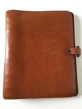 RARE Filofax B5 York Director Deskfax Vintage (organizer agenda planner binder )