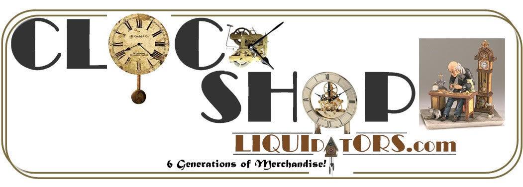 Clock Shop Liquidators