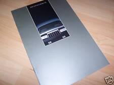 Catalogue / Brochure LINCOLN Mk VII 1991 //