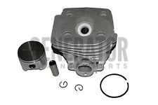 Cylinder Kit Piston w Rings 47mm 537 15 73-02 For Husqvarna 357 359 Chainsaws