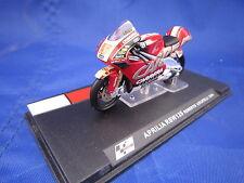 V834 ALTAYA IXO MOTO GP APRILIA RSW125 ROBERTO LOCATELLI 2004 1/24 EN BOITE